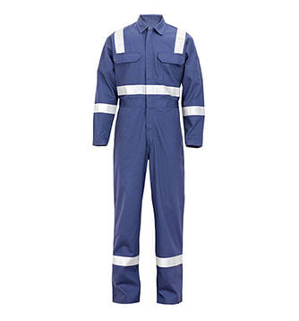 Fire Resistant Light Weight Coverall