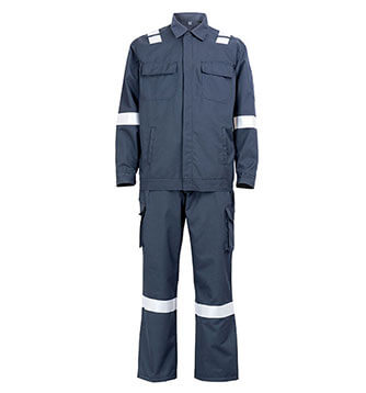 Flame Resistant Antistatic Mining Workwear Uniform