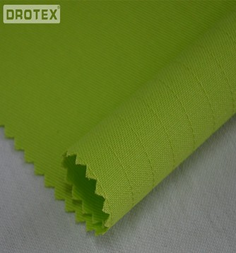260gsm Cotton Polyester FR Hi-vis Multi-functioanl fabric